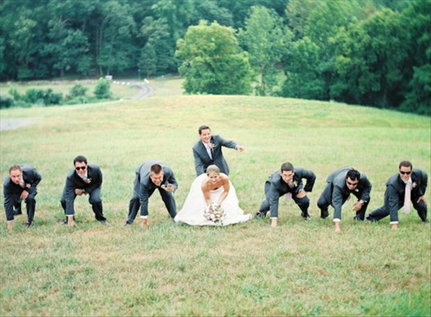 Zábavné svadobné fotografie inšpirácie - Obrázok č. 75
