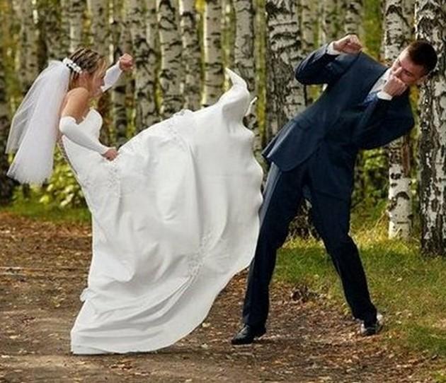 Zábavné svadobné fotografie inšpirácie - Obrázok č. 77