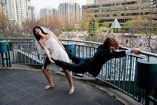 Zábavné svadobné fotografie inšpirácie - Obrázok č. 78