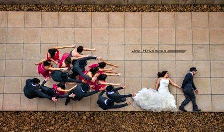 Zábavné svadobné fotografie inšpirácie - Obrázok č. 80