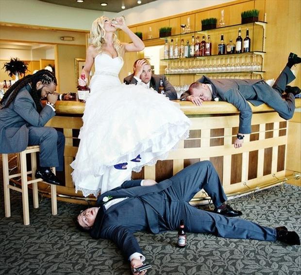 Zábavné svadobné fotografie inšpirácie - Obrázok č. 83