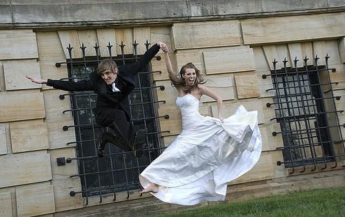 Zábavné svadobné fotografie inšpirácie - Obrázok č. 100