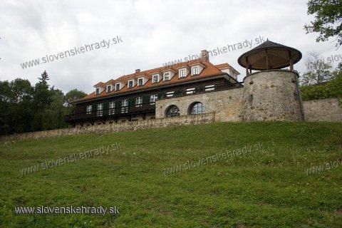 Kaštiele a zámky na Slovensku - Antonstal