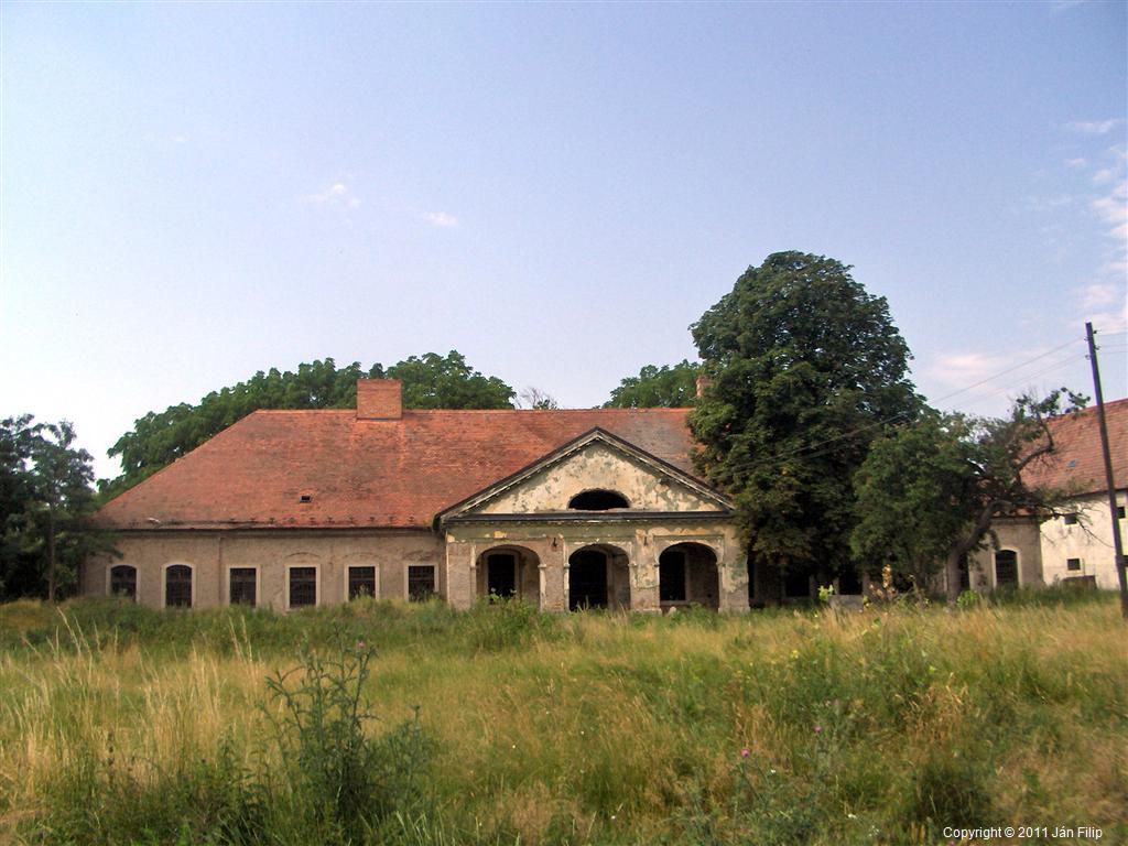 Kaštiele a zámky na Slovensku - Cunovo