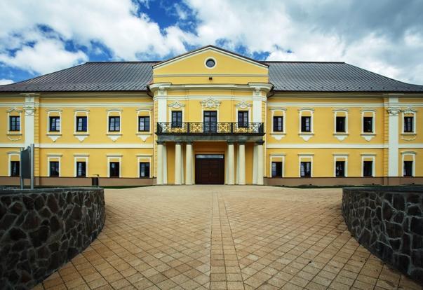 Kaštiele a zámky na Slovensku - Snina