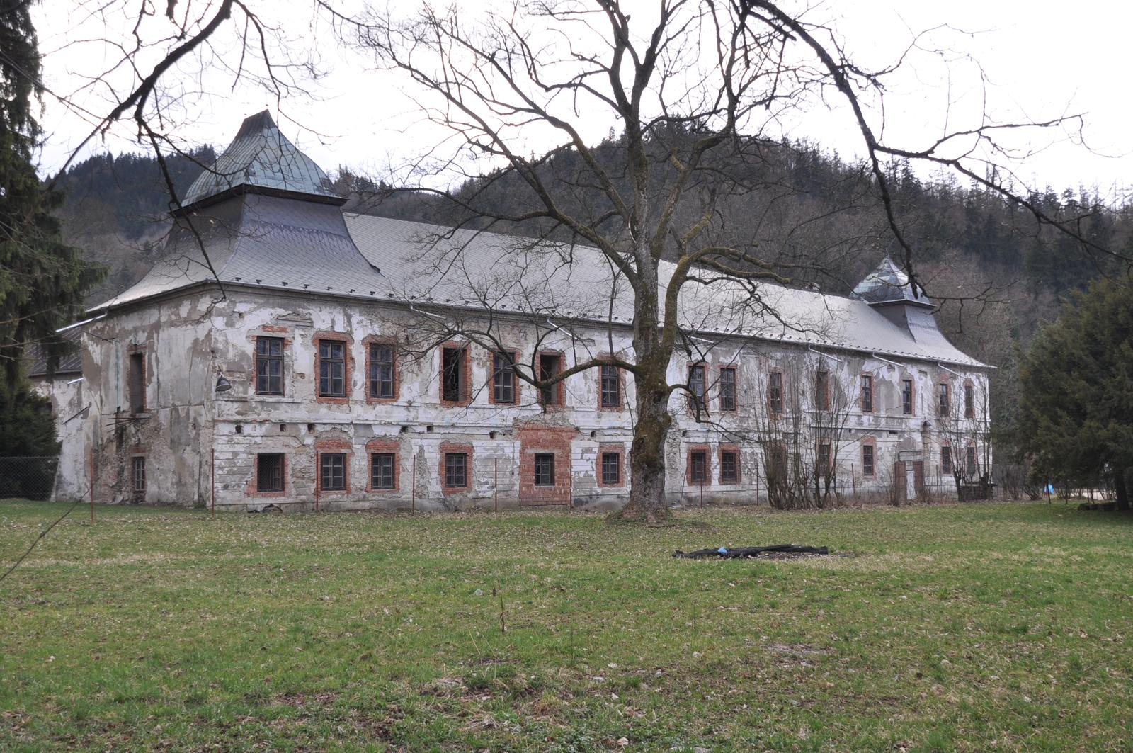 Kaštiele a zámky na Slovensku - Turcianska Stiavnica