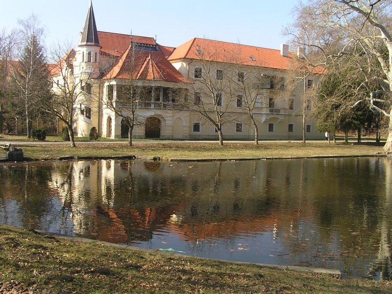 Kaštiele a zámky na Slovensku - Stupava