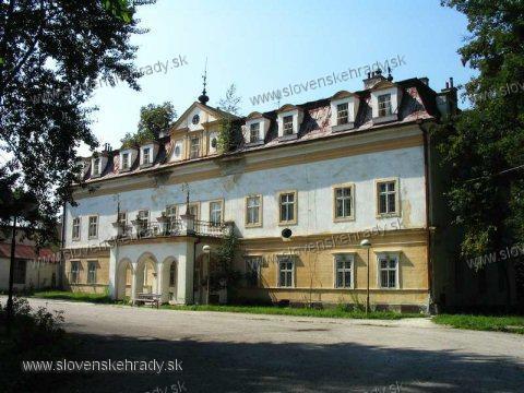 Kaštiele a zámky na Slovensku - Bytcica