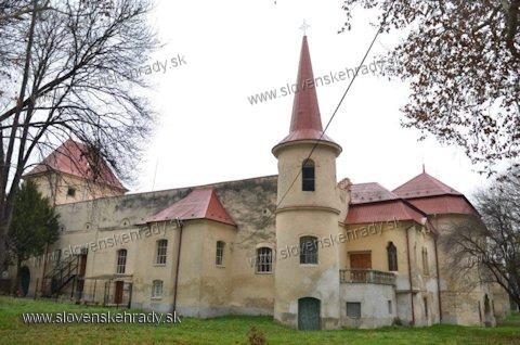 Kaštiele a zámky na Slovensku - Horne Obdokovce