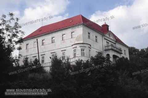 Kaštiele a zámky na Slovensku - Horovce