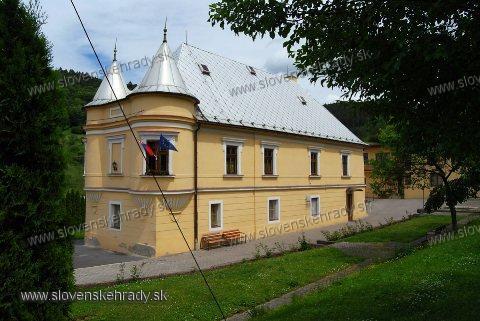 Kaštiele a zámky na Slovensku - Hrabove