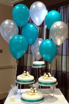 Balóny na svadbe - Obrázok č. 3