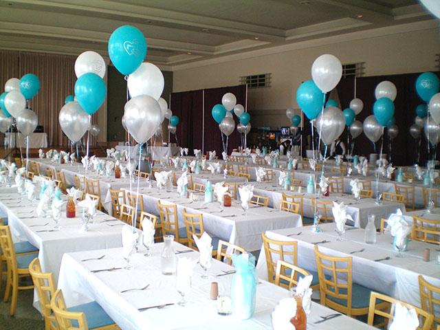 Balóny na svadbe - Obrázok č. 17