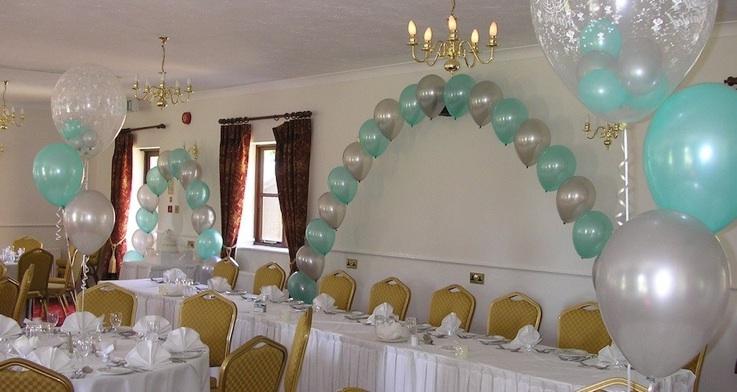 Balóny na svadbe - Obrázok č. 4