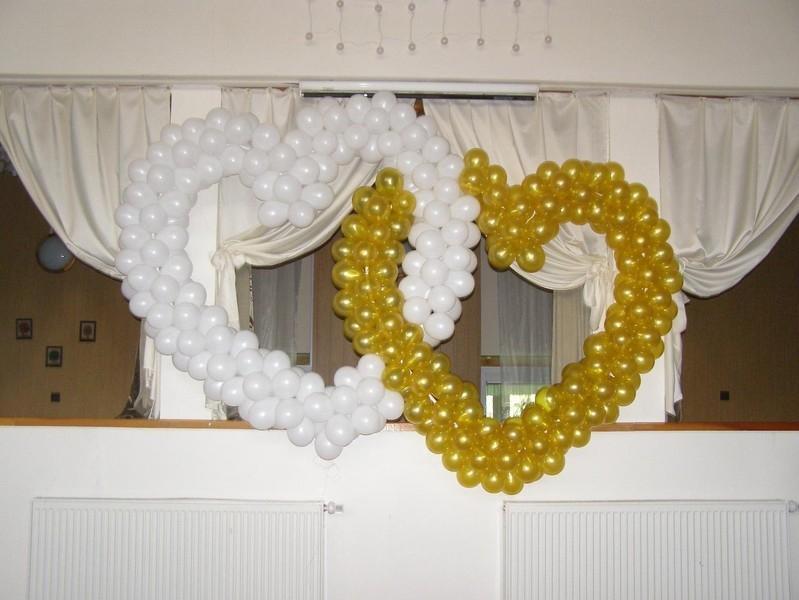 Balóny na svadbe - Obrázok č. 8