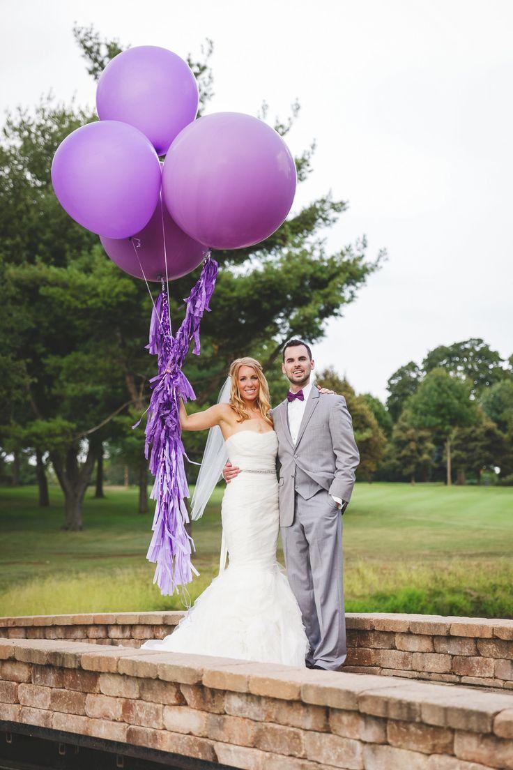 Balóny na svadbe - Obrázok č. 11