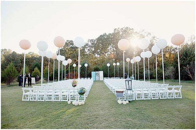 Balóny na svadbe - Obrázok č. 12