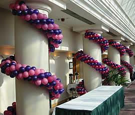 Balóny na svadbe - Obrázok č. 13