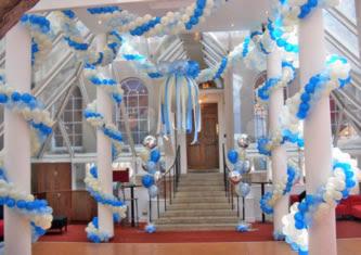 Balóny na svadbe - Obrázok č. 14