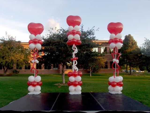 Balóny na svadbe - Obrázok č. 16