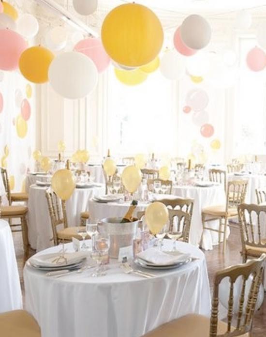 Balóny na svadbe - Obrázok č. 18