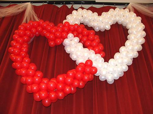 Balóny na svadbe - Obrázok č. 19