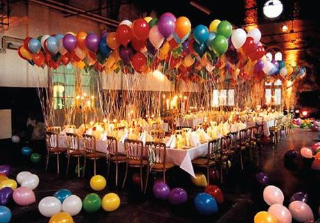 Balóny na svadbe - Obrázok č. 20