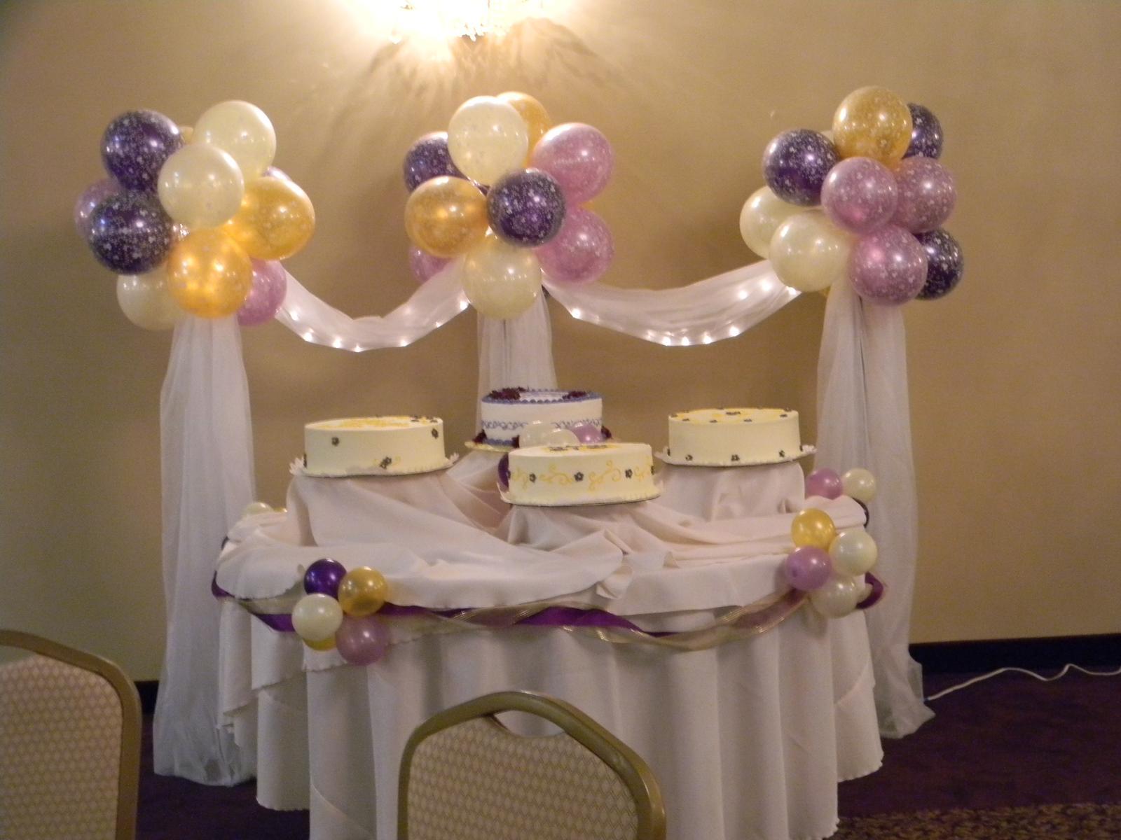 Balóny na svadbe - Obrázok č. 22