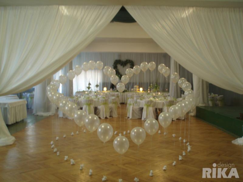 Balóny na svadbe - Obrázok č. 23