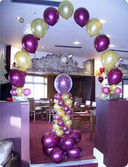 Balóny na svadbe - Obrázok č. 27