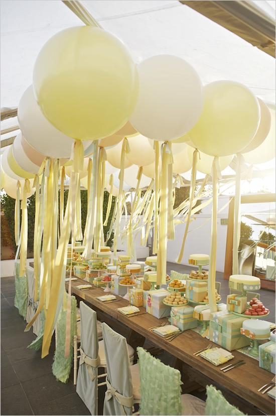 Balóny na svadbe - Obrázok č. 36