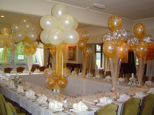 Balóny na svadbe - Obrázok č. 39