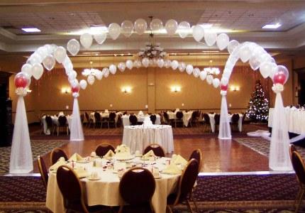 Balóny na svadbe - Obrázok č. 40
