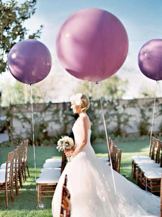 Balóny na svadbe - Obrázok č. 42