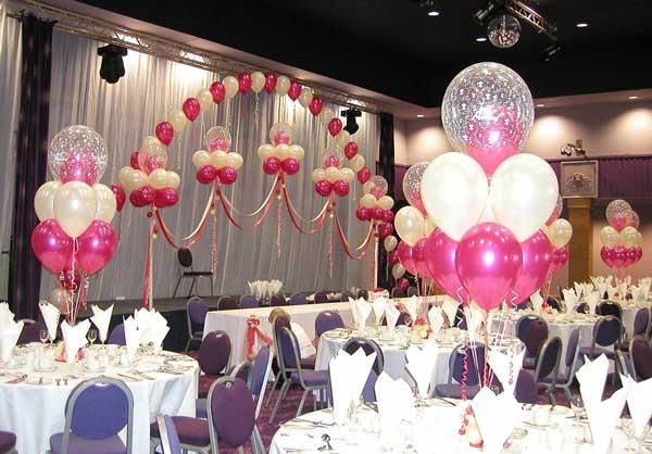 Balóny na svadbe - Obrázok č. 43