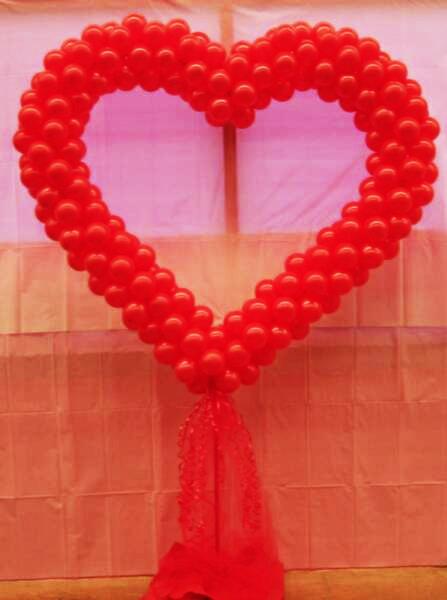 Balóny na svadbe - Obrázok č. 44