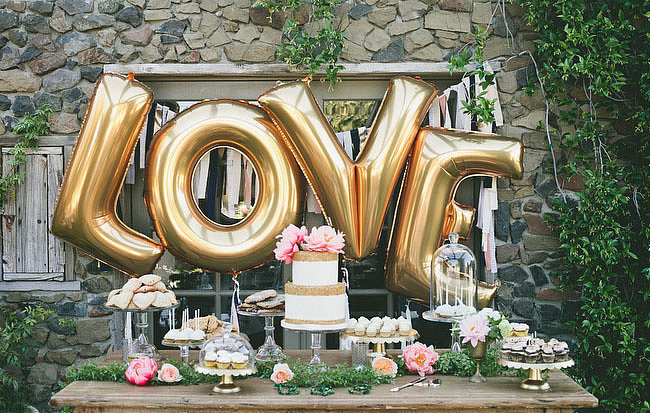 Balóny na svadbe - Obrázok č. 48