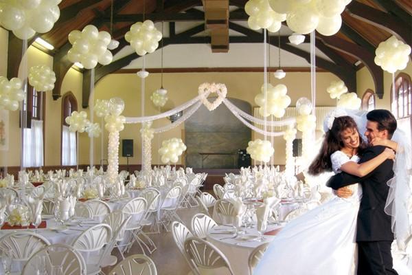 Balóny na svadbe - Obrázok č. 51