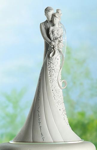 Figúrky na svadobnú tortu - Obrázok č. 2