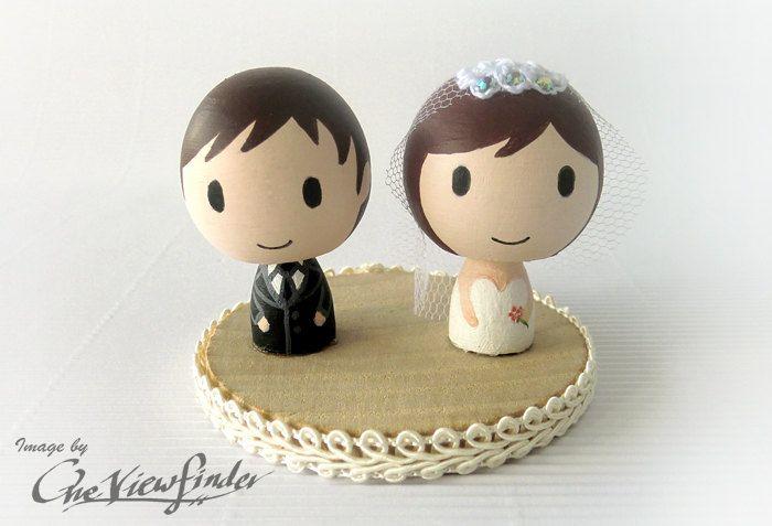 Figúrky na svadobnú tortu - Obrázok č. 5