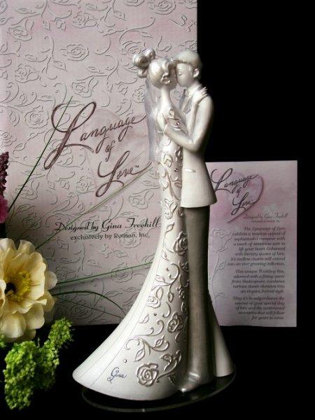 Figúrky na svadobnú tortu - Obrázok č. 9