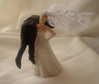Figúrky na svadobnú tortu - Obrázok č. 10