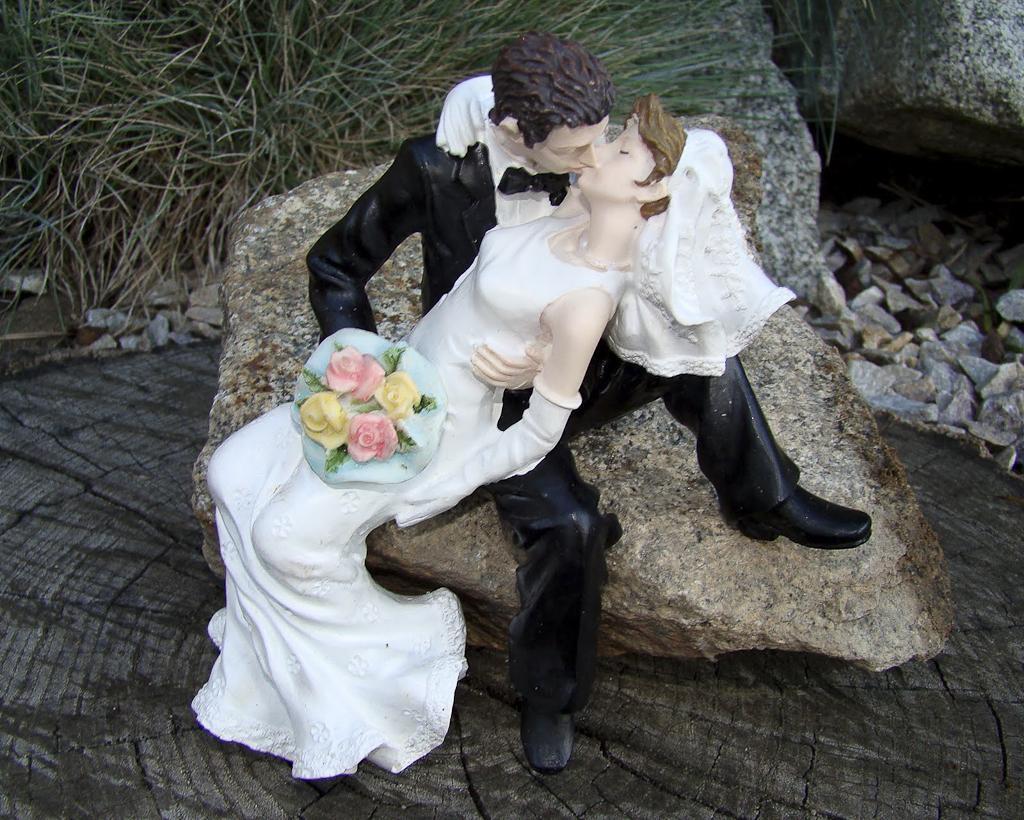 Figúrky na svadobnú tortu - Obrázok č. 13