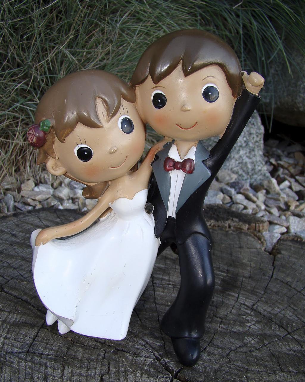 Figúrky na svadobnú tortu - Obrázok č. 15