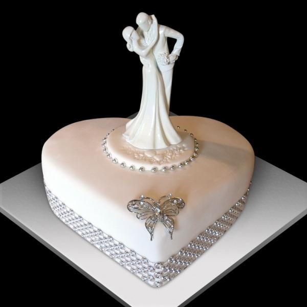 Figúrky na svadobnú tortu - Obrázok č. 24