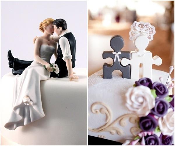 Figúrky na svadobnú tortu - Obrázok č. 28