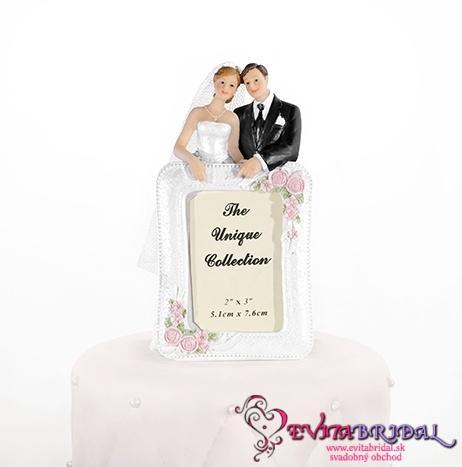 Figúrky na svadobnú tortu - Obrázok č. 29
