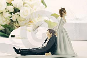 Figúrky na svadobnú tortu - Obrázok č. 31