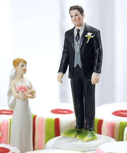Figúrky na svadobnú tortu - Obrázok č. 32