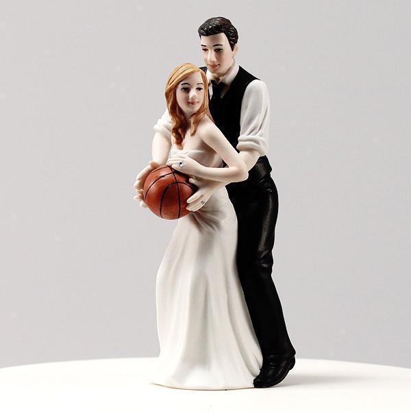 Figúrky na svadobnú tortu - Obrázok č. 34